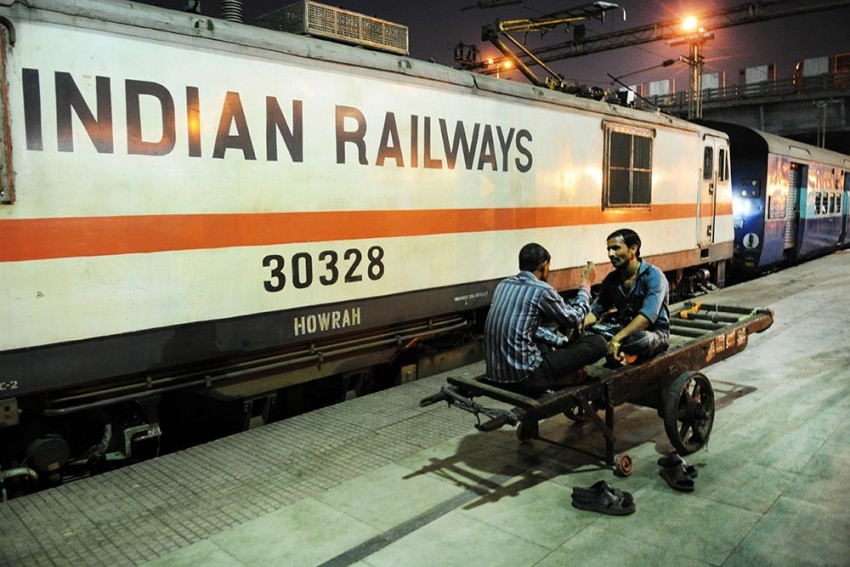 As Govt Moves To Privatise Railways, Congress Says 'Lifeline Of Poor' Snatched
