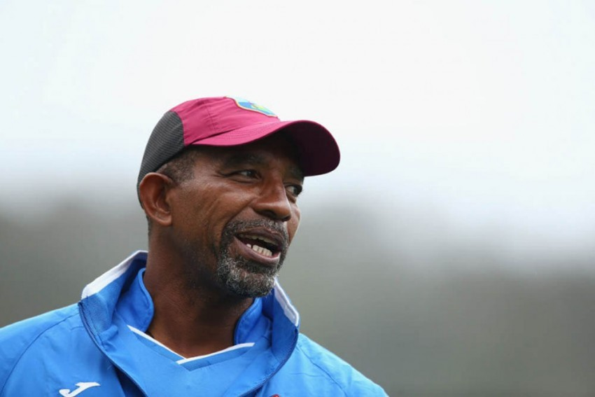 West Indies Head Coach Phil Simmons Rejoins Team After Quarantine And COVID-19 Tests