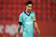 Argentine Football Club Newell's Old Boys Hopeful Over Lionel Messi's Return