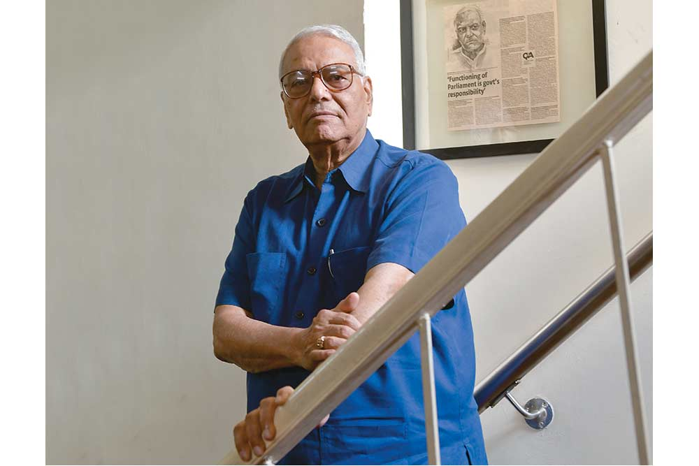 Bihar Is In A Mess And We'll Change It: Yashwant Sinha