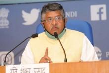 Twitter Blocks Ravi Shankar Prasad's Account Alleging Violation Of US Copyright Act