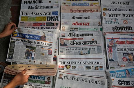 Future Of News: What May Save India's Flailing Print Journalism In Digital Age