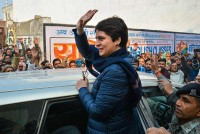 Priyanka Gandhi Could Use Eviction Notice To Shift Base To Lucknow Ahead Of UP Polls