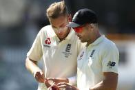 Stuart Broad Wants To Emulate Ageless England Teammate James Anderson