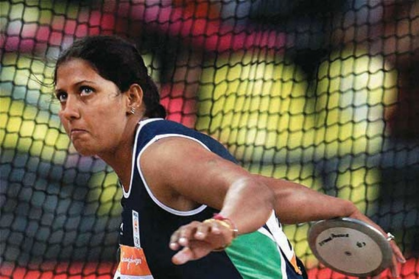 CBI Questions Olympian And Rajasthan Congress MLA Krishna Poonia In SHO Suicide Case