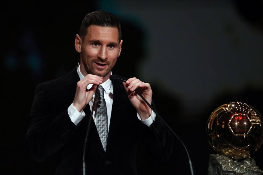 Ballon d'Or Will Not Be Awarded In 2020