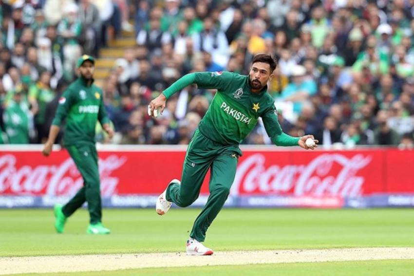 Mohammad Amir To Replace Harris Rauf In Pakistan T20I Squad In England
