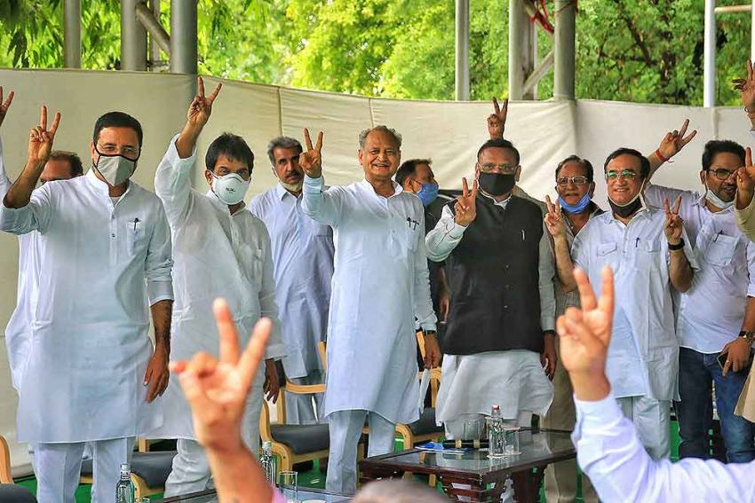Rajasthan Crisis: Congress MLA Claims Sanjay Jain Asked Him To Meet Vasundhara Raje 8 Months Ago