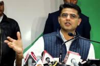 'Baseless, Vexatious,' Says Sachin Pilot On Congress MLA's 'Rs 35 Crore Bribe' Charge