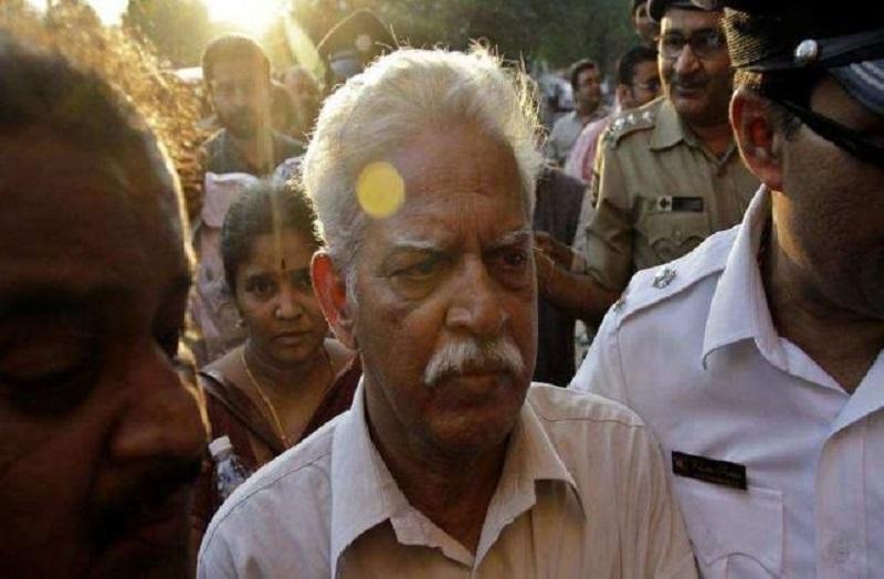 'Can Varavara Rao's Family See Him From Reasonable Distance In Hospital?' HC Asks NIA, Maha Govt