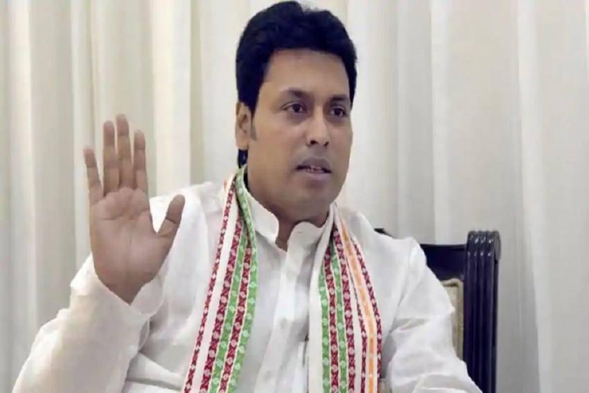 Jats, Punjabis Physically Strong But 'Less Brainy', Says Tripura CM Biplab Deb