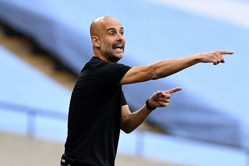 Pep Guardiola Targets Arsenal As Tension Remains After Manchester City CAS Verdict
