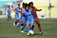 Indian Women's National Team Footballers Should Work On Small Aspects Ahead Of 2022 Asian Cup: Sunil Chhetri