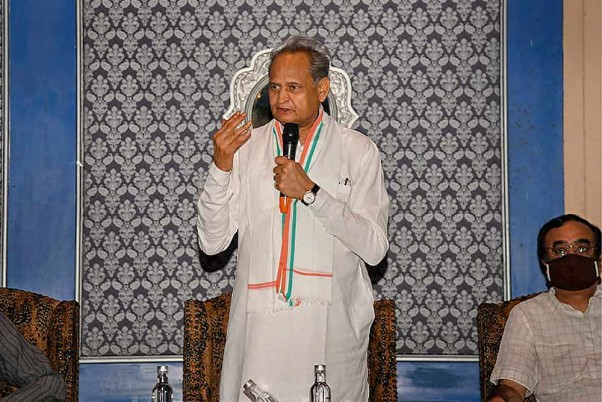 Rajasthan: Enforcement Directorate Raids Ashok Gehlot's Brother In Alleged Fertiliser Scam