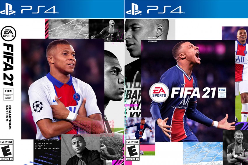 Kylian Mbappe Revealed As FIFA 21 Global Cover Star