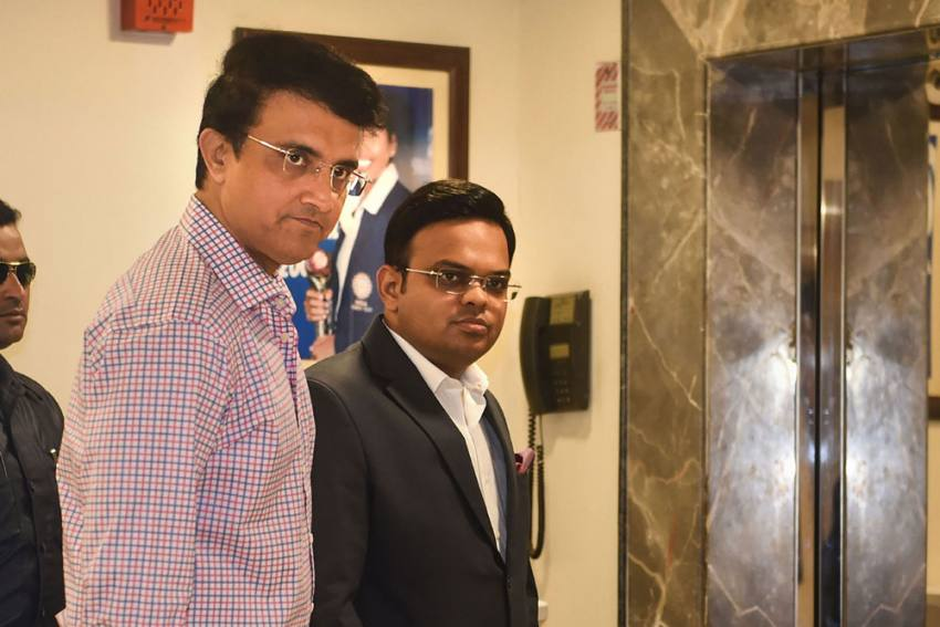 Sourav Ganguly, Jay Shah Get Lifeline; Supreme Court To Hear BCCI Plea After Two Weeks