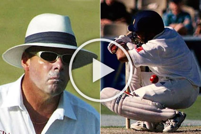 I Applied The Law Without Fear Or Favour, Says Daryl Harper On Controversial Sachin Tendulkar Dismissal