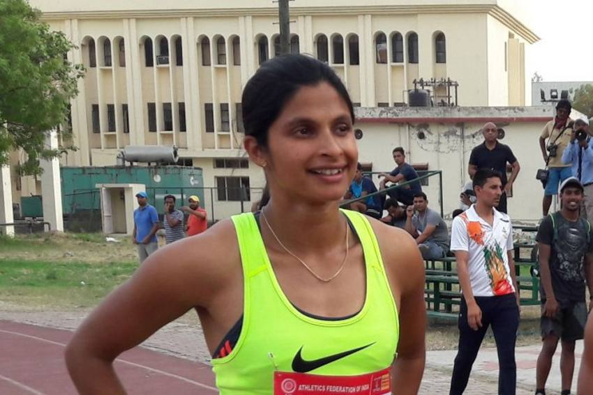 Sprinter Srabani Nanda Becomes First Indian To Compete In Jamaica