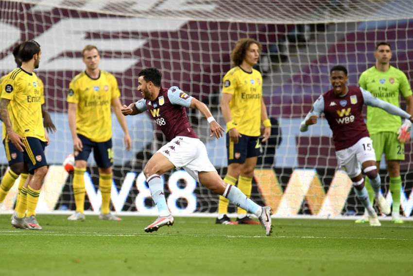 Aston Villa 1-0 Arsenal: Hosts Out Of Bottom Three As Mikel Arteta's Momentum Stalls