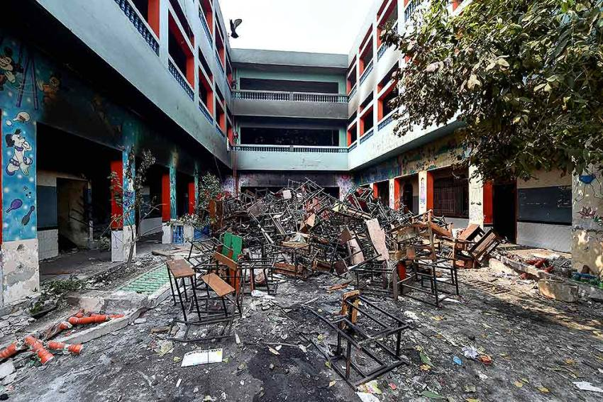 Delhi Riots: School Owner's Son Claims He Is Being Threatened To Withdraw His Case