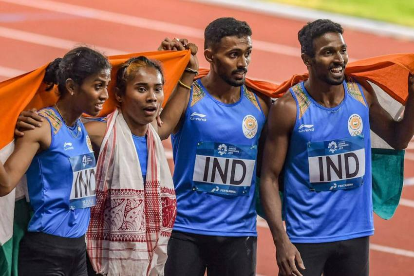 India Awarded Asian Games Mixed Relay Gold, Winning Gold By Default Less Fun, Says Poovamma