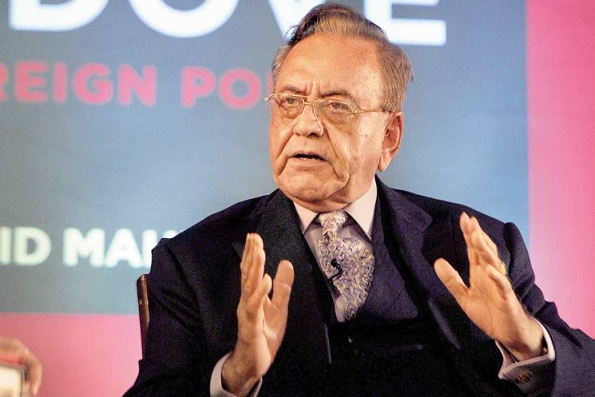 I Hope There Will Be Rethinking In Delhi: Khurshid Mahmud Kasuri
