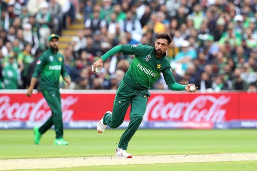 Mohammad Amir Tests Negative For COVID-19 Again, Cleared To Join Pakistan Team In England
