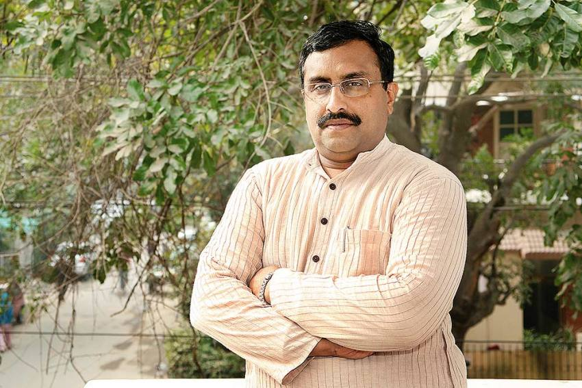 Abrogation Of Article 370 Has Strengthened Voices Of India In The Union Territory: Ram Madhav