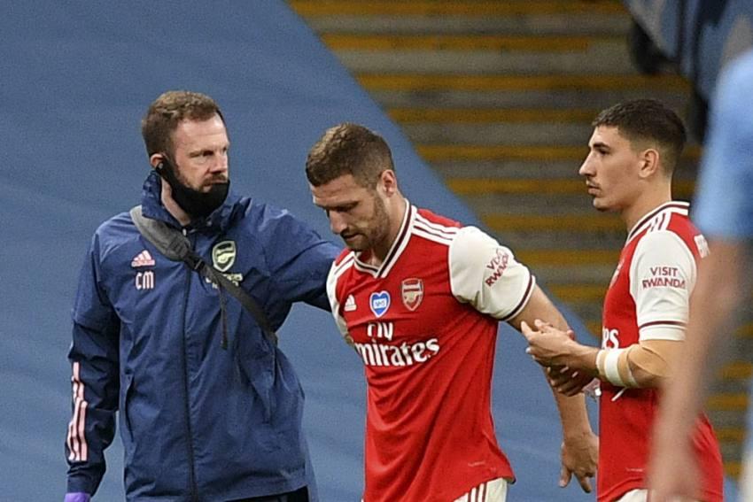 Arsenal Vs Chelsea: Gunners Defender Shkodran Mustafi Doubtful For FA Cup Final