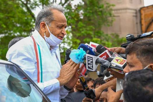 Rajasthan Assembly Session 'Very Soon', Will Prove Majority: Ashok Gehlot