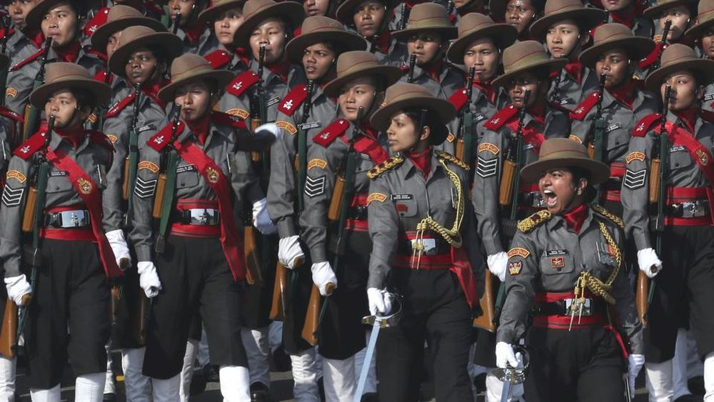 Govt Issues Order For Permanent Commission Of Women Officers In Army