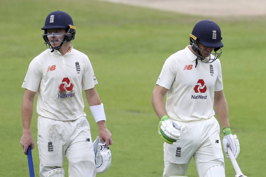 ENG Vs WI, 3rd Test: Ollie Pope Nears Ton As England Take Day 1 Honours In Series Decider