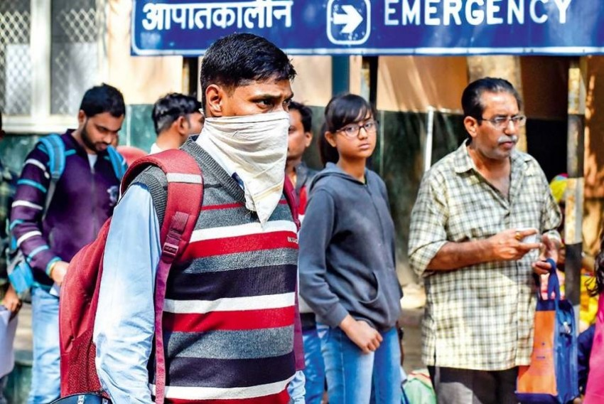India Records Nearly 50,000 Covid-19 Cases In 24 Hours; Death Toll Mounts To 30,601