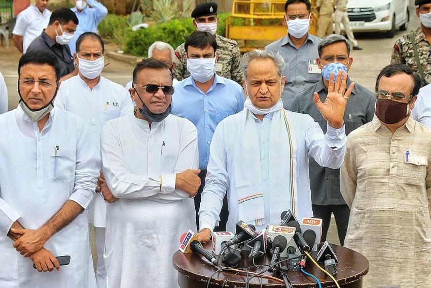 'If CM Himself Makes Governor Feel Unsafe...': Union Minister Shekhawat Attacks Ashok Gehlot