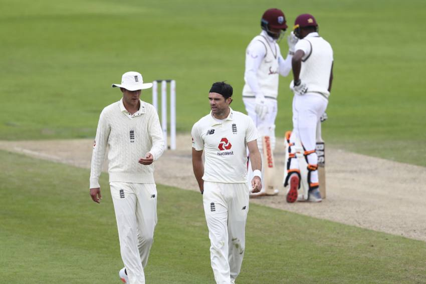 ENG Vs WI, 3rd Test: James Anderson, Stuart Broad Put England On Top - Day 2 Report