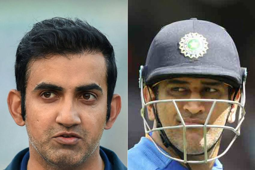 If MS Dhoni Thinks He Can Still Win Matches For India, He Should Play: Gautam Gambhir