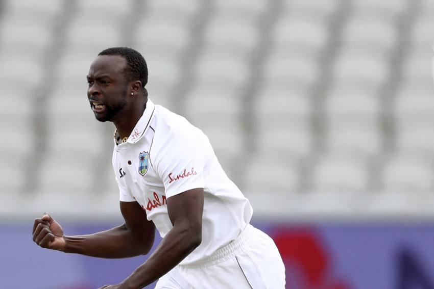 ENG Vs WI, 3rd Test: Kemar Roach Becomes First Windies Bowler Since Curtly Ambrose To Take 200 Wickets