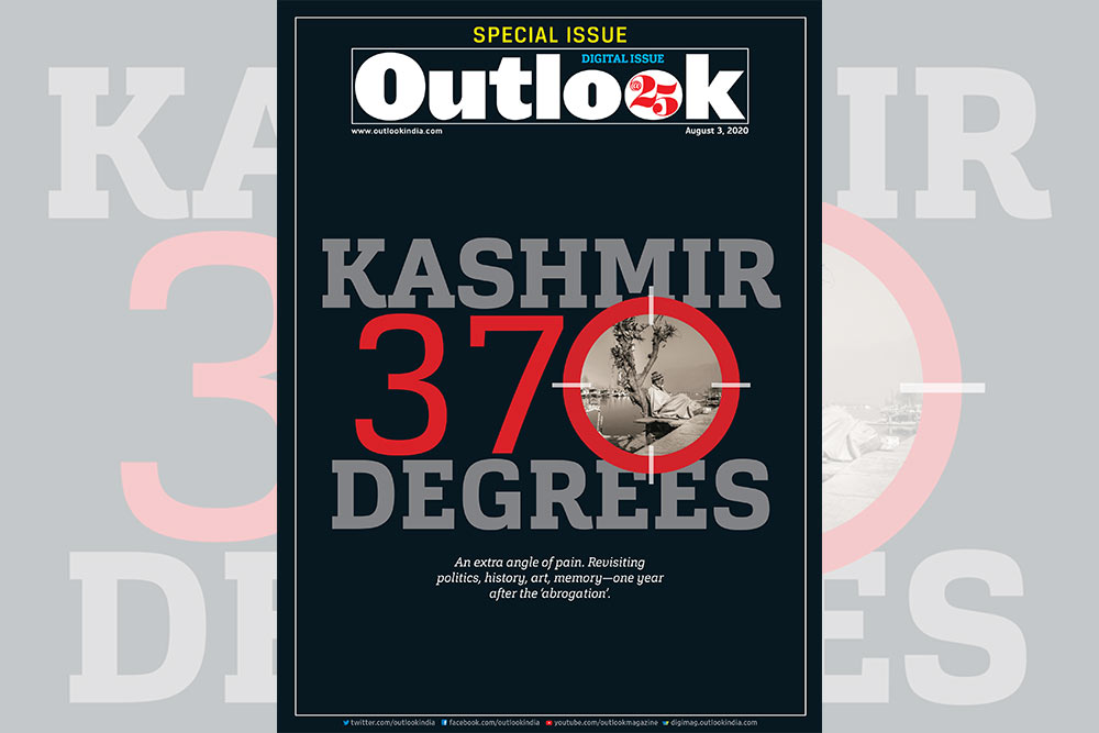 Kashmir 370 Degrees: Year To The Ground