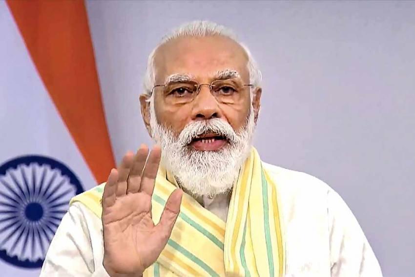 'Threat Of Coronavirus Not Over Yet; Continue Social Distancing, Wearing Masks': PM Modi On <em>Mann Ki Baat</em>