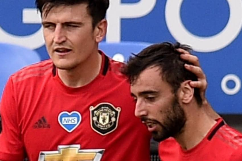Leicester City 0-2 Manchester United: Bruno Fernandes Helps Visitors Seal Champions League Spot