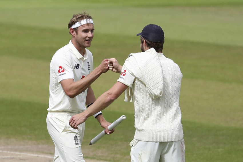 England Vs West Indies, 3rd Test: Stuart Broad Leads ENG To Series Win