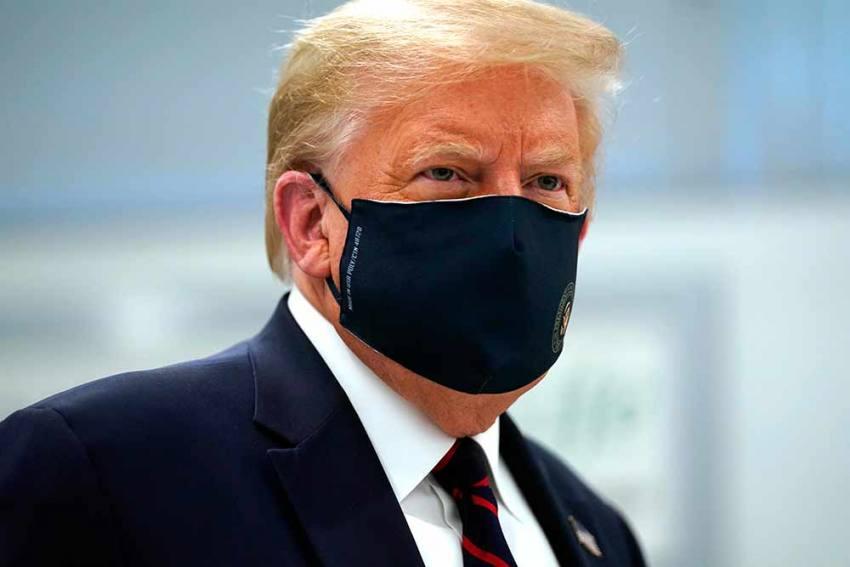 Trump Again Promotes Unproven Medicine As Covid Treatment; Fauci Pushes Back