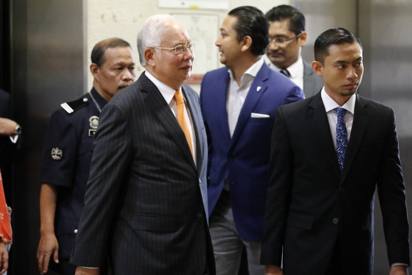 Former Malaysian PM Najib Razak Sentenced To 12 Years In Jail For Corruption