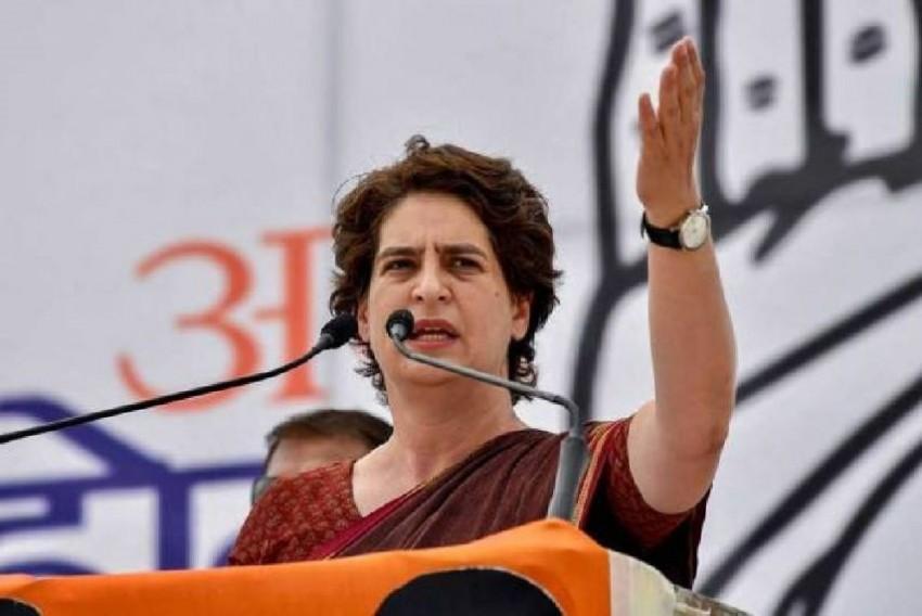 Kidnappings In UP On Rise, Fix Deteriorating Law And Order: Priyanka Gandhi To Yogi Adityanath