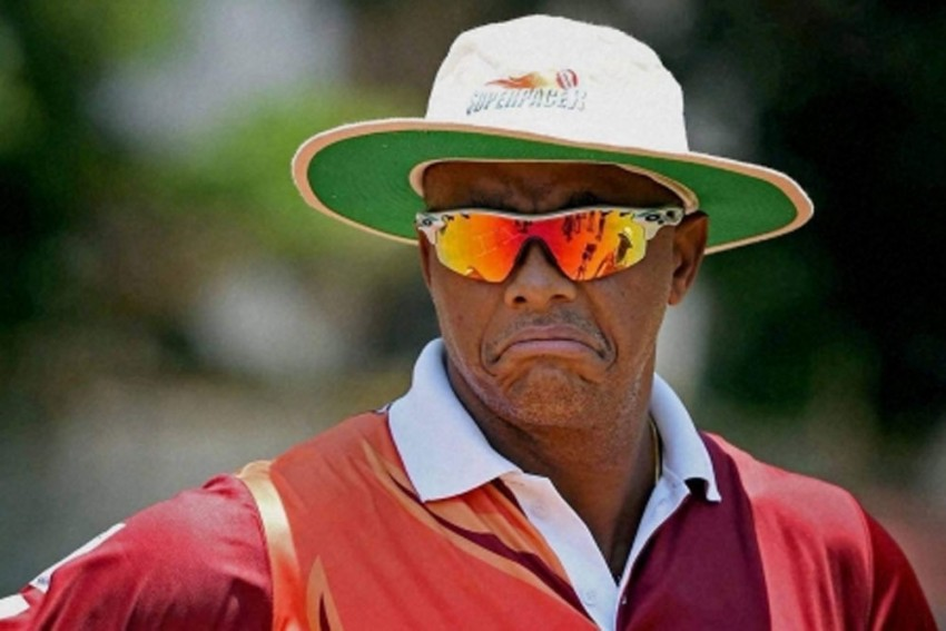 ENG Vs WI: Courtney Walsh Feels West Indies Play Into England's Hands
