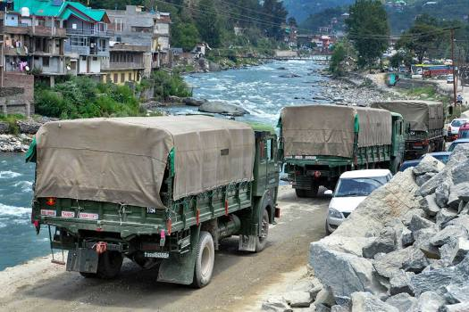 Indian, Chinese Troops Complete Disengagement At Most Locations Along Border In Ladakh: China