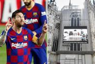 Lionel Messi To Inter? It Would Be Easier To Move Milan Cathedral, Says Antonio Conte