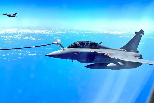 5 Rafales Come Home Today: A Look At Ambala Air Base's Historic, Military Significance