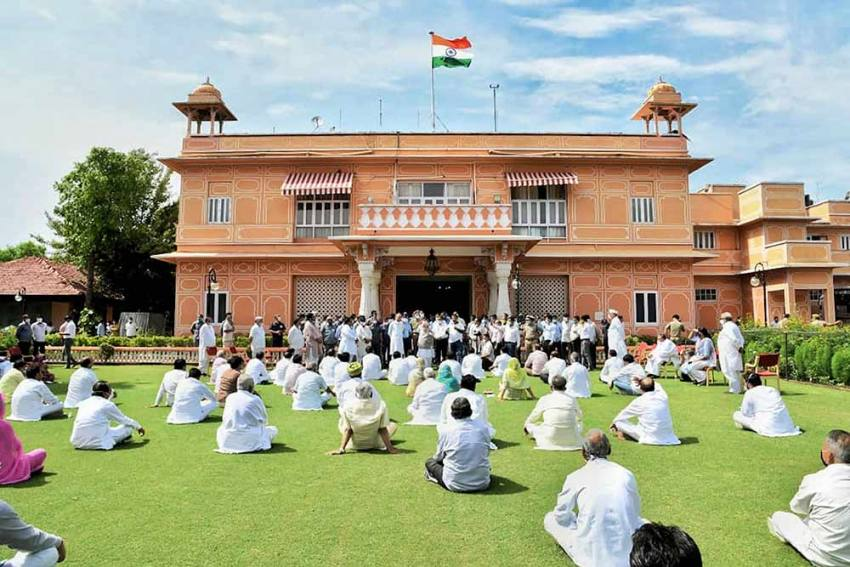 Rajasthan Governor Cancels Independence Day Event Over Covid-19. Hint For No Assembly Session?