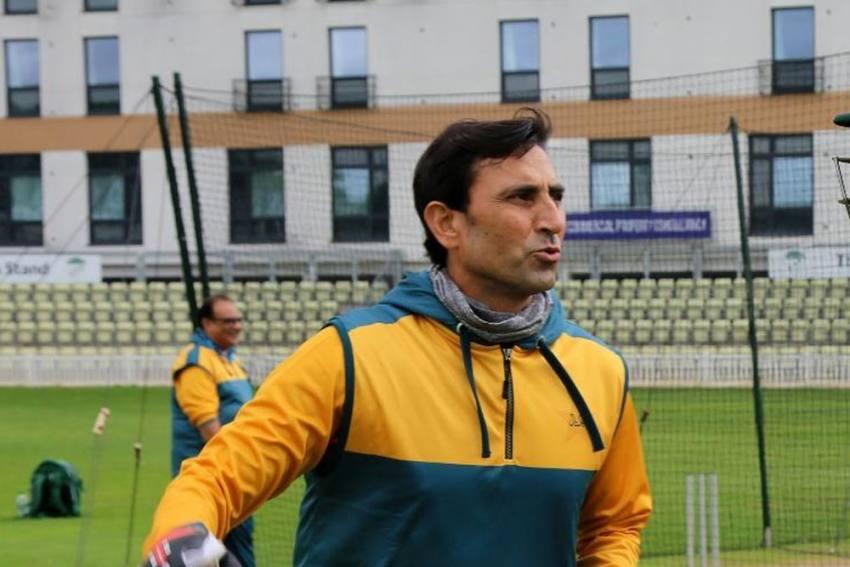 Pakistan Batting Coach Younis Khan Believes In 'Fighting Tail'